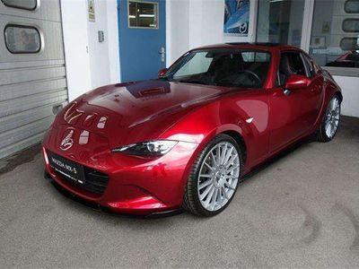 gebraucht Mazda MX5 RF G160 Revolution Top RPS