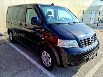 gebraucht VW Multivan T5TDI 2,5