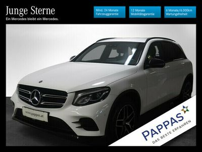gebraucht Mercedes 220 GLC4MATIC Aut. *AMG-Line*