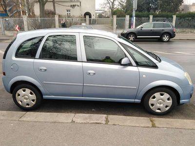 gebraucht Opel Meriva TOP ZUSTAND AUTO MIT ÖAMTC PICKEL Kombi / Family Van