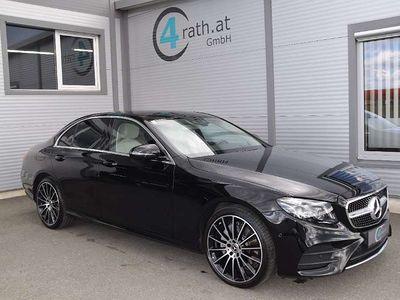 gebraucht Mercedes E220 4MATIC Austria Edition Aut. P-DACH/VOLL-LED