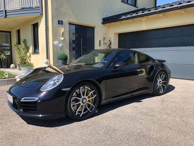 brugt Porsche 911 Carrera Coupé Turbo S