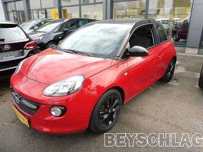 gebraucht Opel Adam 1,2 Ecotec Black & White Black & White