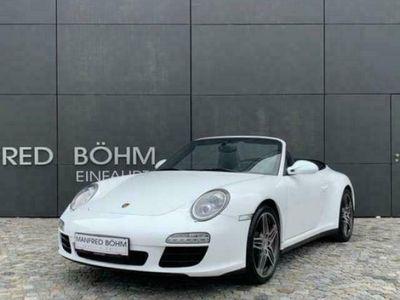 gebraucht Porsche 911 Carrera 4S Cabriolet 997 PDK - Modell 997.2!