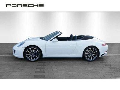 gebraucht Porsche 911 Carrera 4 Cabriolet Cabrio PDK 20 Klappe Kamera / Roadster
