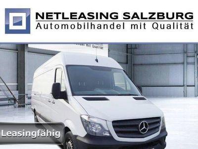 brugt Mercedes Sprinter 314 CDI Maxi+Lang+4325+Hoch+Klima+EU 6 BC