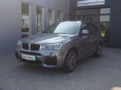 gebraucht BMW X3 xDrive20i Aut.