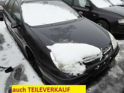 gebraucht Citroën C5 Break 2,2 HDi 16V Aut. ERSATZEILSPENDER Kombi / Family Van