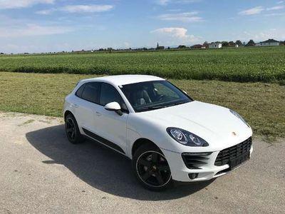 gebraucht Porsche Macan S Diesel 3,0 DSG