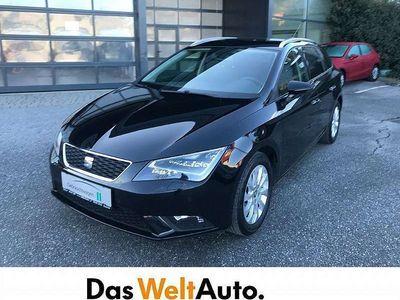 gebraucht Seat Leon Executive TDI CR Start-Stopp Kombi / Family Van