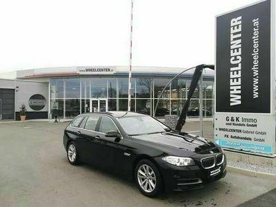 gebraucht BMW 520 d Touring * HEAD-UP * PANORAMAGLASDACH