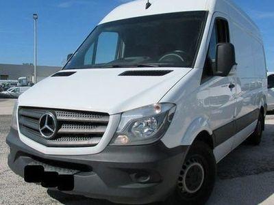 gebraucht Mercedes Sprinter 314 BlueTEC 3665 Kasten HD 593022