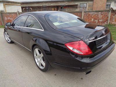 gebraucht Mercedes CL500 Aut. Nightvision/Rostfrei/ABC-Fahrwerk