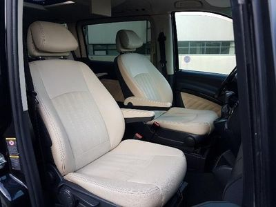 gebraucht Mercedes Viano 3.0 CDI LANGE X-CLUSIVE VIP BUS