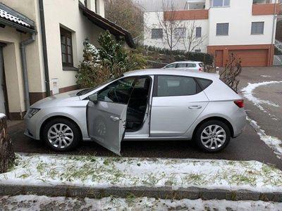 gebraucht Seat Leon Style 1,2 TSI Start-Stopp