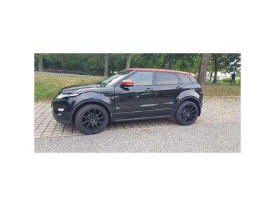 used Land Rover Range Rover evoque Dynamic SUV / Geländewagen,