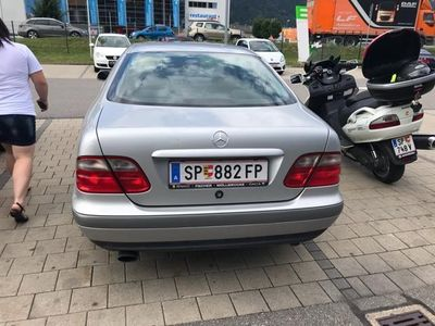 gebraucht Mercedes CLK230 Kompressor Elegance