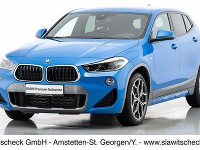 gebraucht BMW X2 xDrive18d SUV