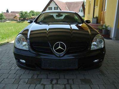 gebraucht Mercedes SLK350 Cabrio / Roadster