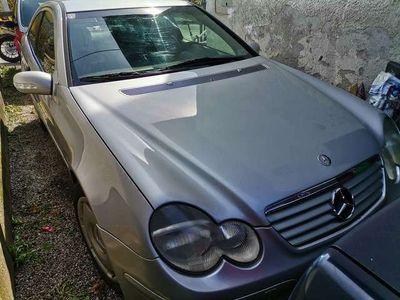 gebraucht Mercedes C220 Coupé CDI Aut.