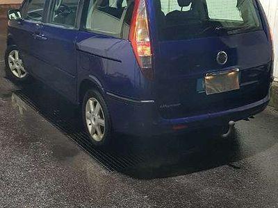 gebraucht Fiat Ulysse 2,0 Diesel facelift TOP!!! 7/21plus4!! Kombi / Family Van