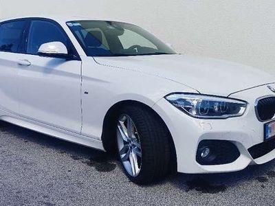 gebraucht BMW 118 1er-Reihe 1er (F20) d M Sport - 8fach Bereifung Limousine
