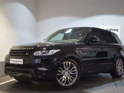 gebraucht Land Rover Range Rover Sport 3,0 TDV6 HSE Dynamic SUV / Geländewagen,