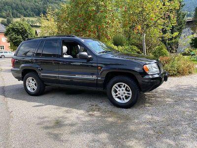gebraucht Jeep Grand Cherokee Overland V8 Rarität SUV / Geländewagen