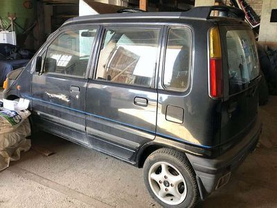 gebraucht Daihatsu Move MoveAutomatic Kombi / Family Van