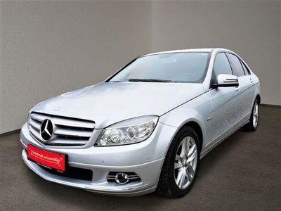 gebraucht Mercedes C200 C-KlasseCDI Avantgarde BlueEfficiency Aut./Klimaaut/Multifunktions/SHZ Limousine