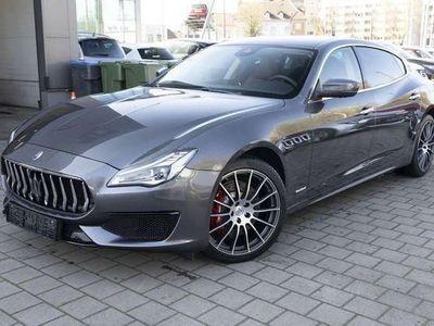 gebraucht Maserati GranSport Quattroporte Diesel 3.0 V6 275202 kW (275 PS), Au...