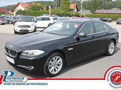 gebraucht BMW 520 5er-Reihe d Österreich-Paket Aut. Limousine