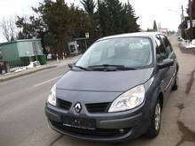 gebraucht Renault Scénic II Extreme 1,6 16V Kombi / Family Van,