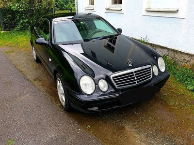 gebraucht Mercedes CLK230 K Sportwagen / Coupé