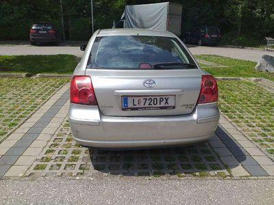 gebraucht Toyota Avensis Limousine