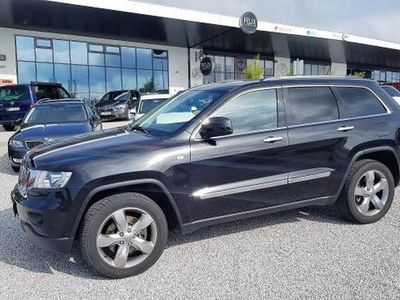 used Jeep Grand Cherokee 3,0 Overland CRD