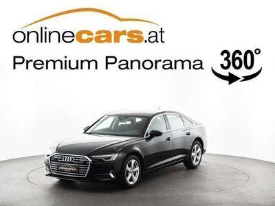 gebraucht Audi A6 50 TDI quattro SPORT Aut. MATRIX-LED NAVI 36... Limousine,
