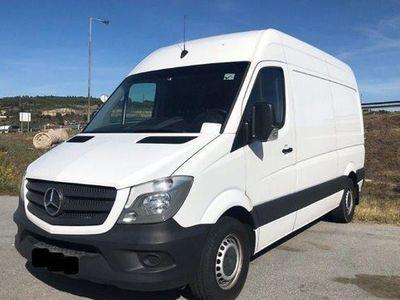 gebraucht Mercedes Sprinter 314 BlueTEC 3665 Kasten HD 593020