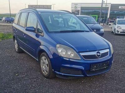 gebraucht Opel Zafira 1,6