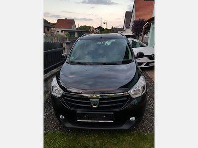usata Dacia Lodgy Supreme 1,2 TCE Kombi / Family Van,