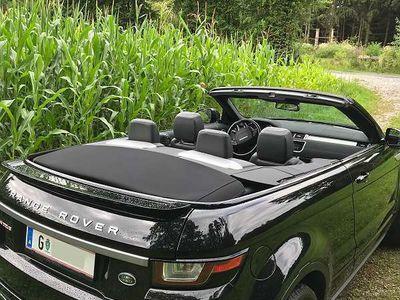 used Land Rover Range Rover evoque Cabrio / Roadster,