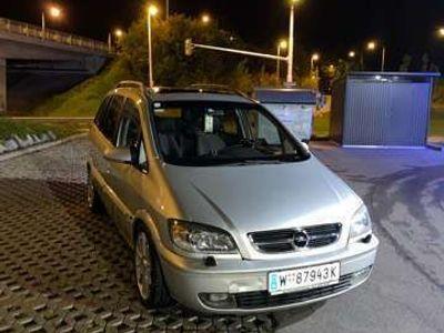 gebraucht Opel Zafira Premiumline 2,0 16V DTI