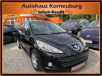 gebraucht Peugeot 207 Trendy 1,4 16V **1.BESITZ,KLIMA**