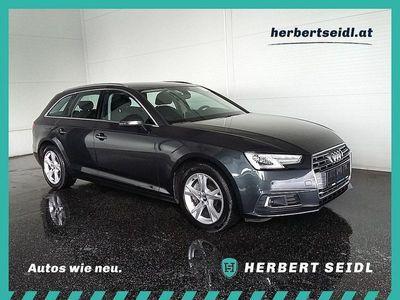 gebraucht Audi A4 Avant 2,0 TDI Sport *ACC / XENON / NAVI*