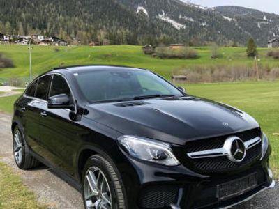 gebraucht Mercedes GLE350 d Coupe 4MATIC AMG Inter/Exter. Luftfederung