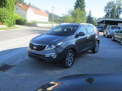 gebraucht Kia Sportage Silber 1,7 CRDi 2WD SUV / Geländewagen,