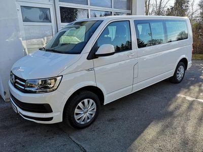 gebraucht VW Caravelle Comfortline LR TDI 4MOTION