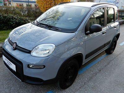 brugt Fiat Panda 4x4 1,3 MultiJet II 95 Wild Wild