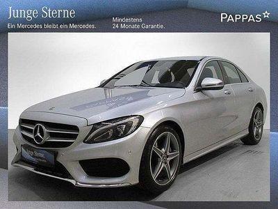 brugt Mercedes C200 d AMG Line Aut. *AMG Line *LED