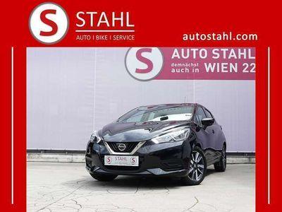 gebraucht Nissan Micra 1,5 dCi Acenta | AUTO STAHL WIEN 20 Limousine
